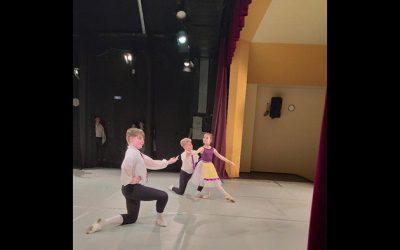 Baletska škola u Bačkoj Topoli