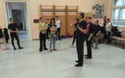 Master klas –Bachram Maripovič Juldašev