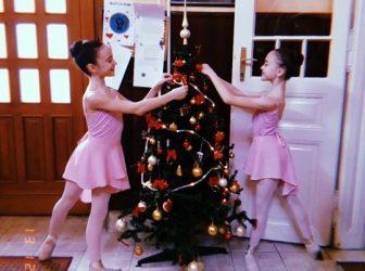 Iz svakodnevnog života Baletske škole u Novom Sadu