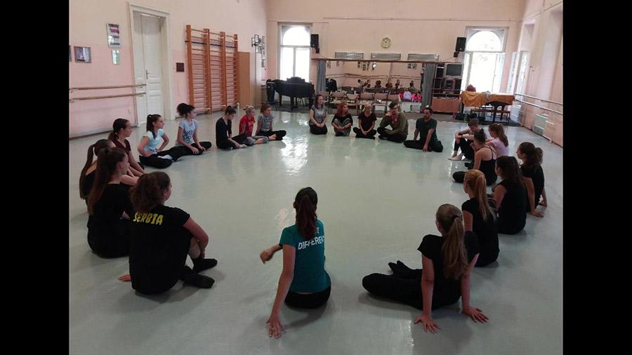STEVAN NOVAKOVICH, gostujući predavač i koreograf